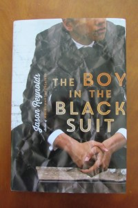 Boy in the Black Suit